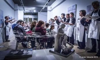 2015'XII'4. Madrid. Bueno por conocer.7 - 'Infectious' de Simon Fink - 2. Foto: Javier Valverde