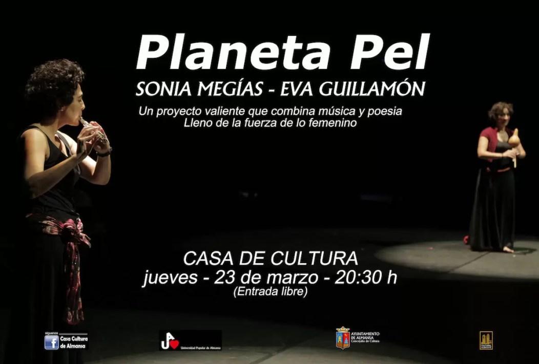 2017'III'23. Almansa. Planeta Pel en la Universidad Popular - cartel