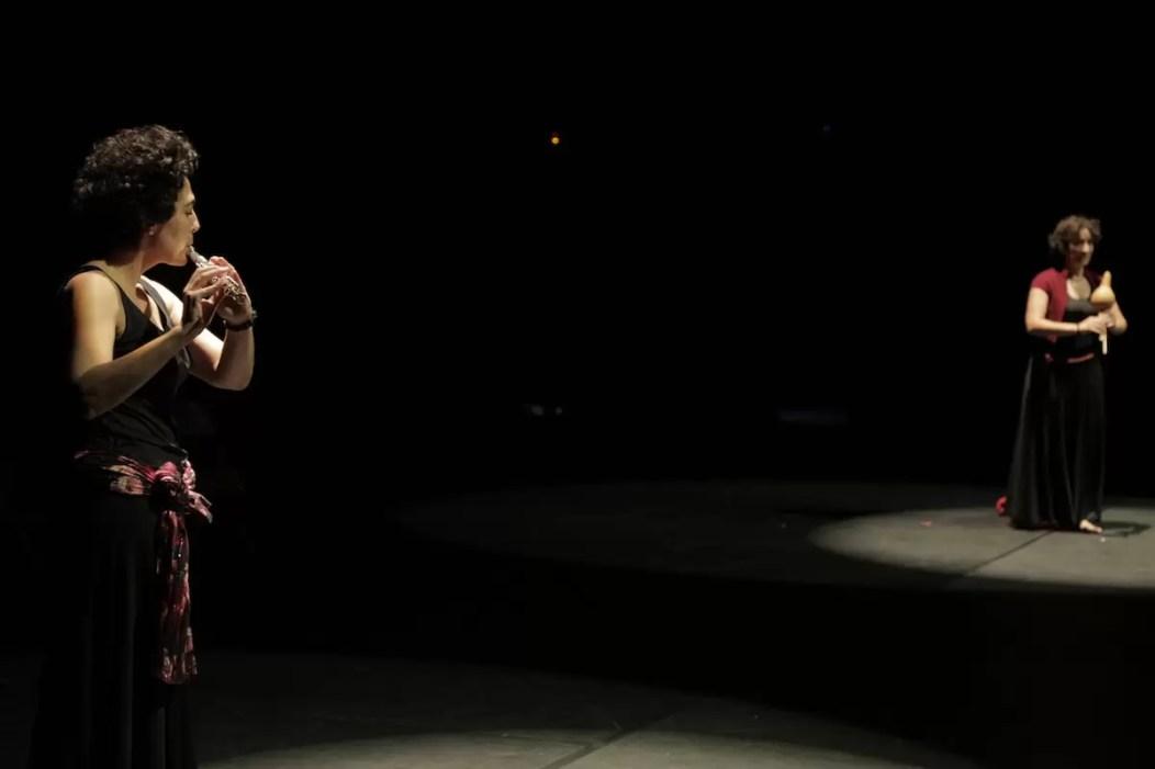 2016'VI'9. Madrid. Dúa de Pel en los Teatros del Canal - foto 1