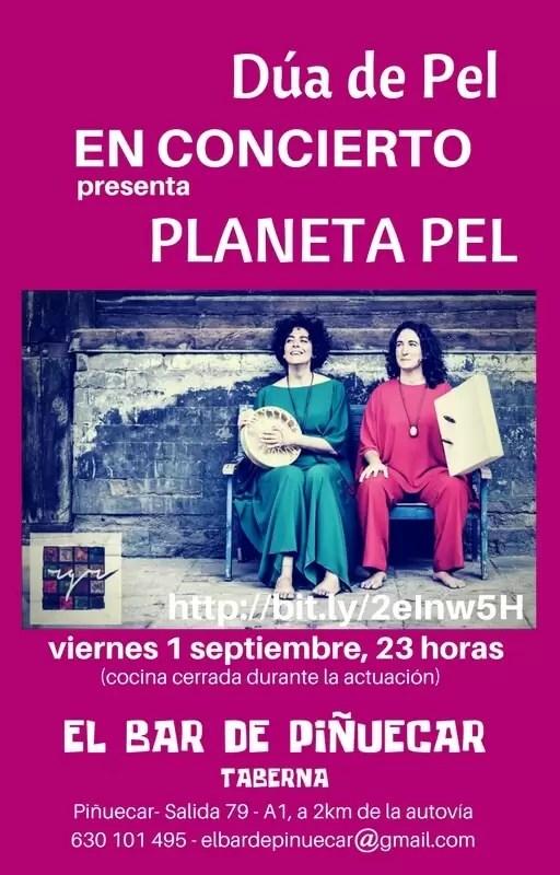 2017'IX'1. Dúa de Pel en Piñuécar - cartel
