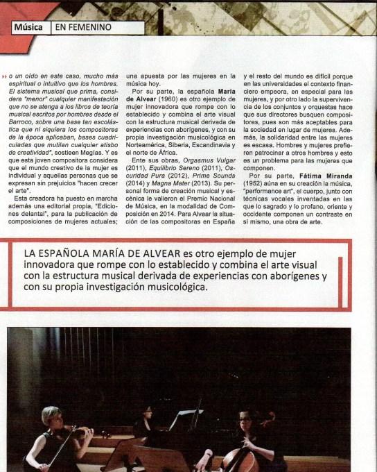 Compositoras del s. XXI - Cristina Menéndez - 10