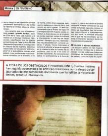 Compositoras del s. XXI - Cristina Menéndez - 4