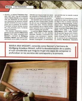 Compositoras del s. XXI - Cristina Menéndez - 8