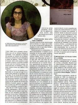 Compositoras del s. XXI - Cristina Menéndez - 9
