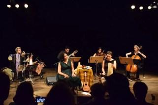 2018'X'5. Teatro Real, Sala Gayarre. Presentación CD Dúa de Pel - Foto de Ela Rabasco - 2