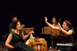 2018'X'5. Teatro Real, Sala Gayarre. Presentación CD Dúa de Pel - Foto de Ela Rabasco - 3