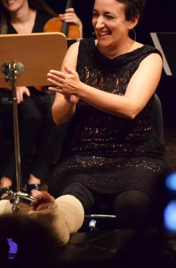 2018'X'5. Teatro Real, Sala Gayarre. Presentación CD Dúa de Pel - Foto de Ela Rabasco - 4