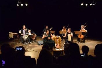 2018'X'5. Teatro Real, Sala Gayarre. Presentación CD Dúa de Pel - Foto de Ela Rabasco - 13