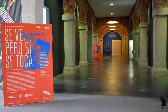 Exposición - cartelón