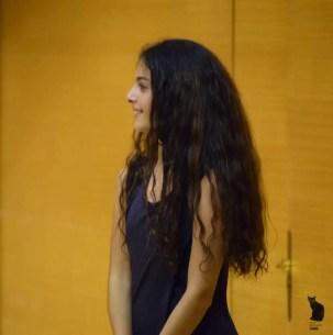 Alicia Vergara. Foto: Ela R que R