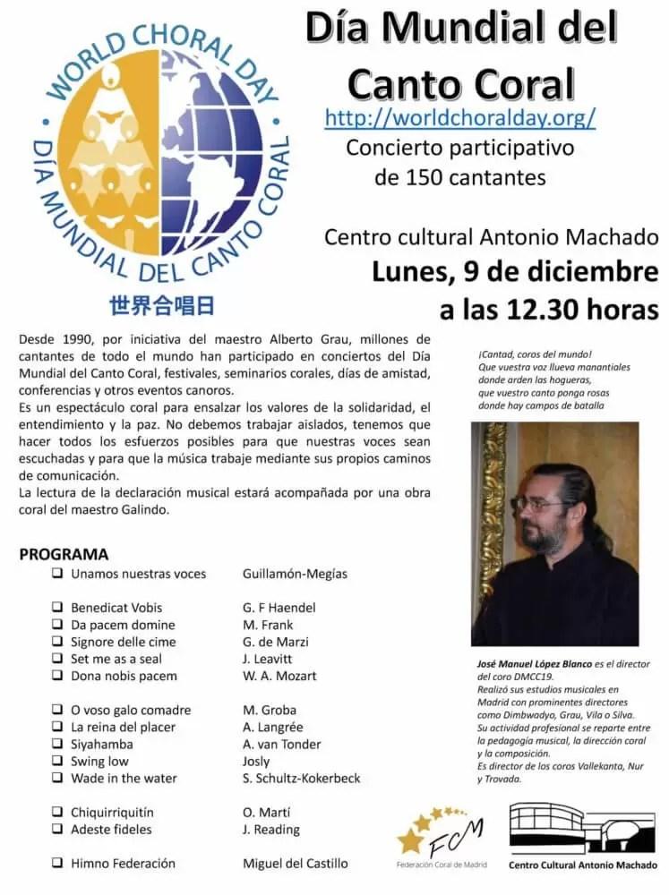 Concierto 9 diciembre