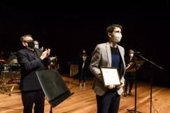 Ganador: Juan Delgado - Foto: Luis Camcho / Archivo Fundación SGAE