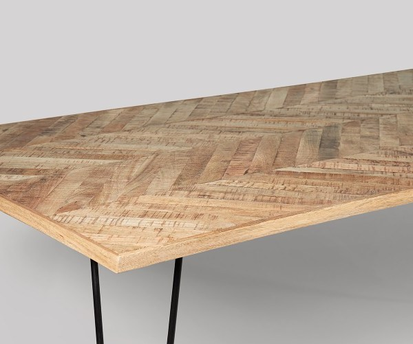 Arena Solid Wood Dining Table 71