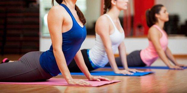 lezione individuale di yoga