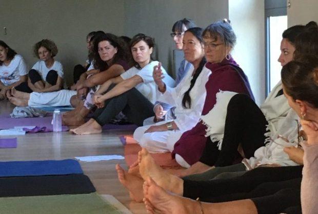 diventare insegnante yoga