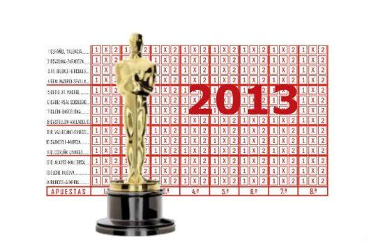 """Ah, ¿que lo de """"Quiniela de los Oscar"""" no era esto? xDD"""