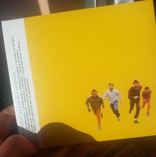 Mi flamante CD nuevo de Manel