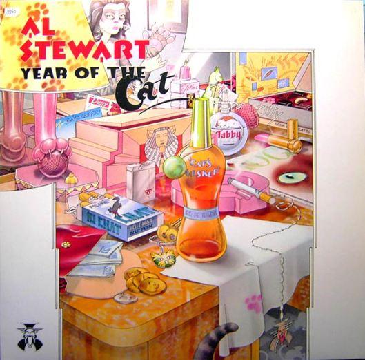 AL STEWART - YEAR OF THE CAT RCA EDICION 1982