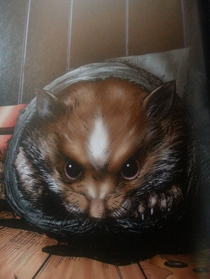hamster the boys