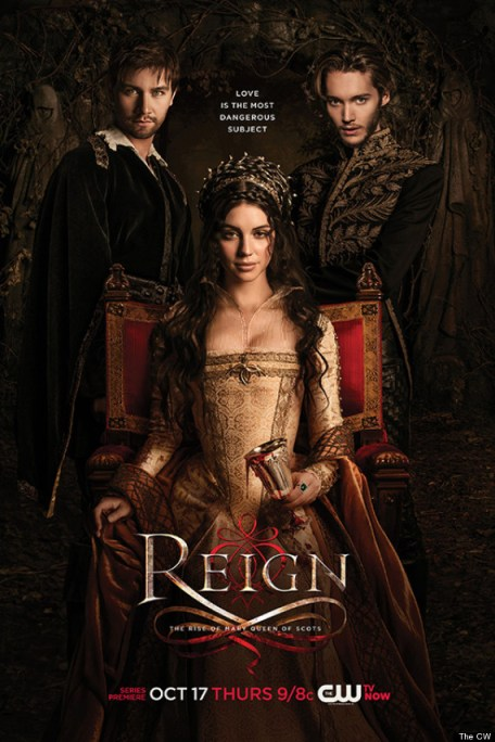 reign cw poster