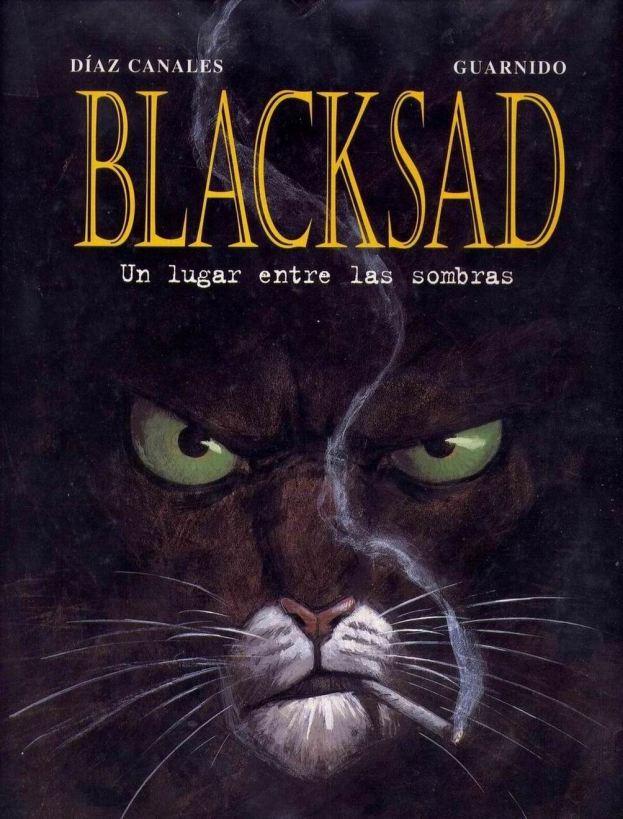 Blacksad - Un Lugar Entre Las Sombras-portada