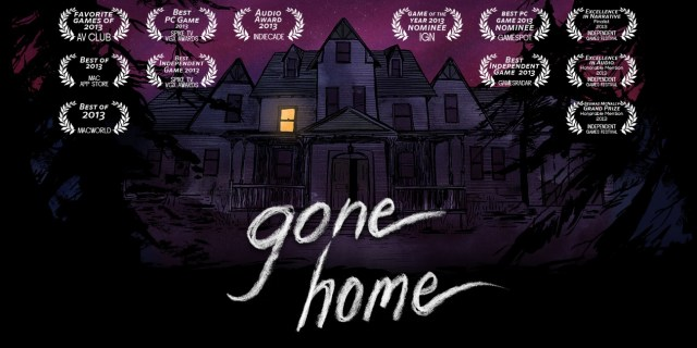gone home web
