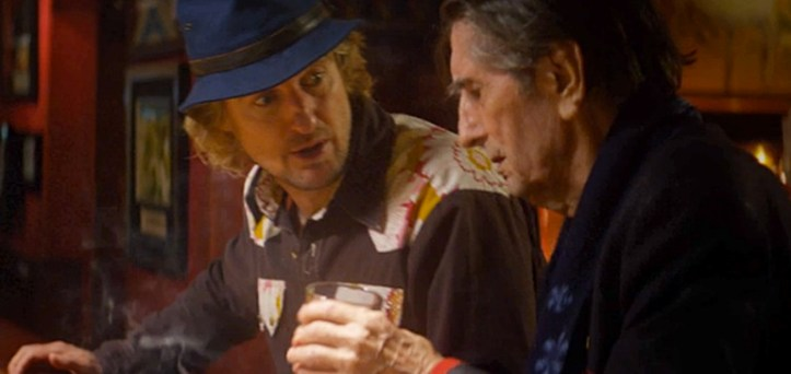 owen wilson the killers christmas in LA harry dean stanton IIHIH