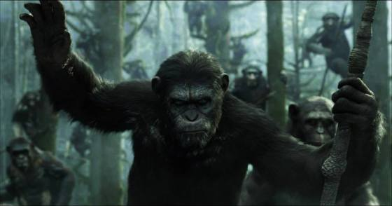 dawn of planet apes
