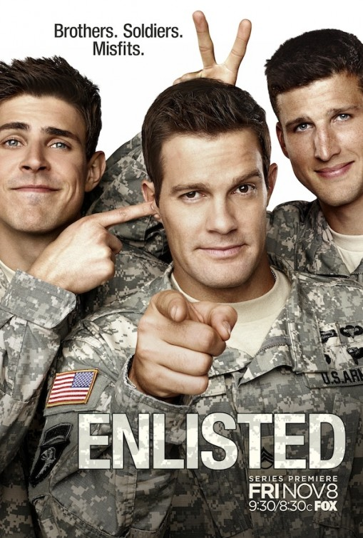enlisted fox poster
