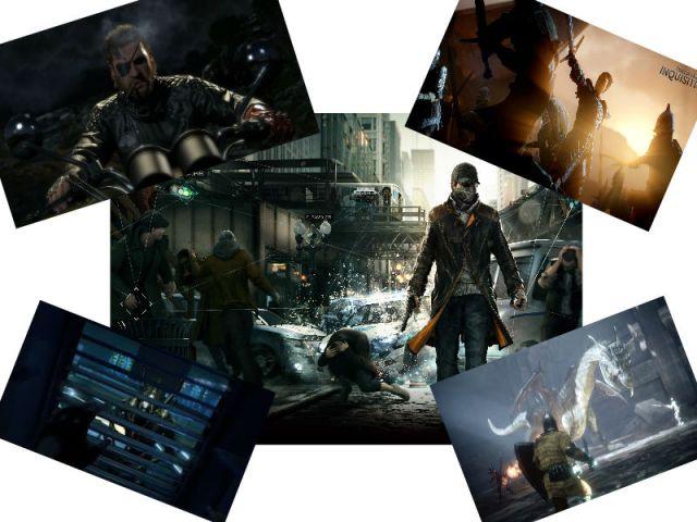 videojuegos mas esperados 2014