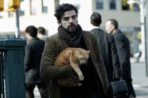 Llewyn y el precioso gato (Ulises, se llama, como el prota de O Brother)
