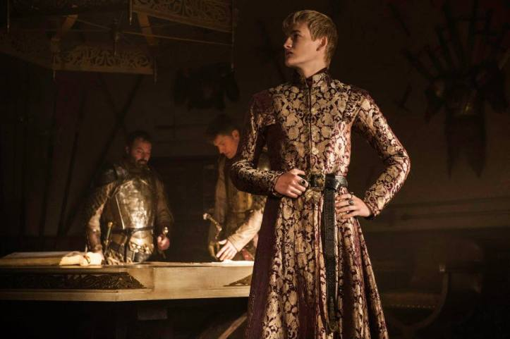 Joffrey Baratheon (Jack-Gleeson)1