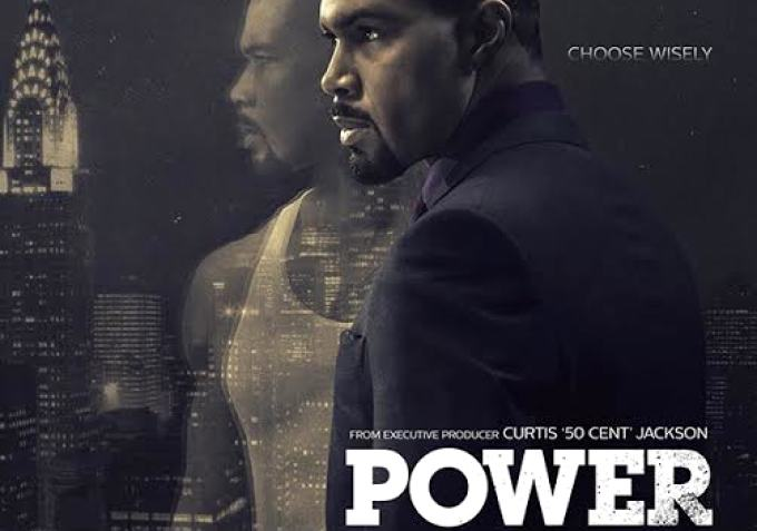 power series poster