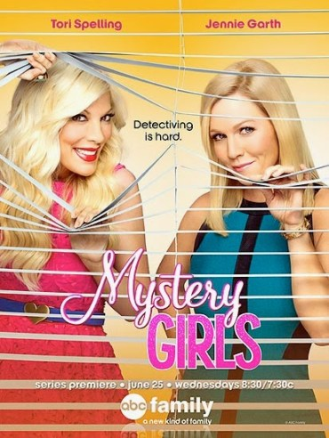 mystery girls tori spelling jennie garth