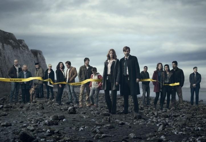 Gracepoint - Cast Promotional Photo