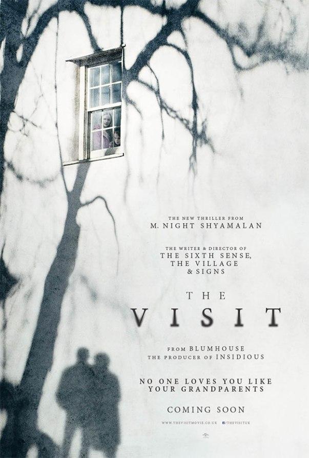 la visita poster