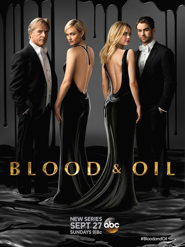 blood and oil poster abc