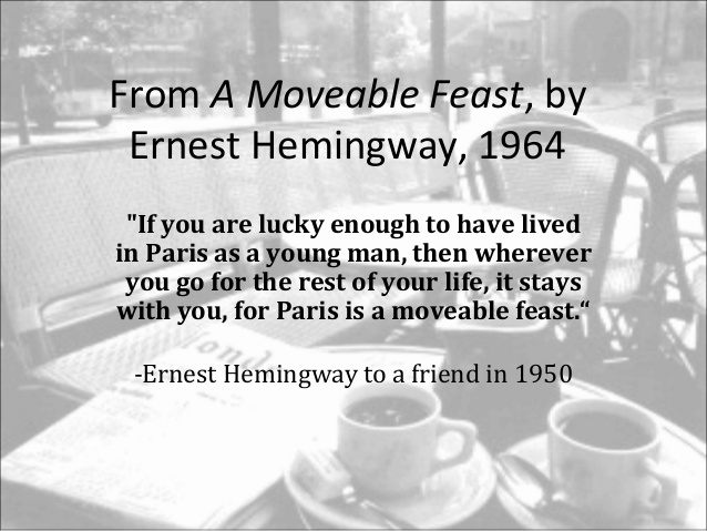 from-a-moveable-feast-by-ernest-hemingway-1-638