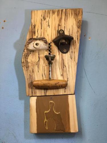 Man as bar tool