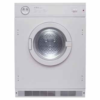 CDA CI921 7kg Integrated Vented Tumble Dryer. Reverse Action