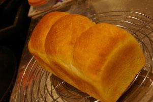 天然酵母のパン・ド・ミ
