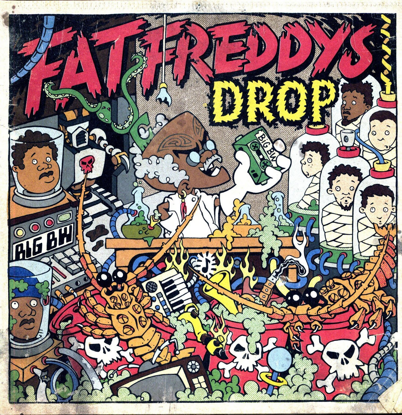 Fat Freddys Drop  Sonic Den