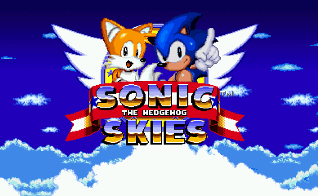 Sonic Skies Sonic Fan Games Hq