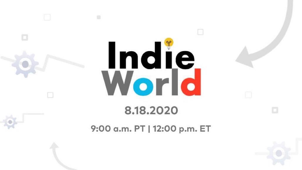 Indie World Showcase Tomorrow at 12pm ET