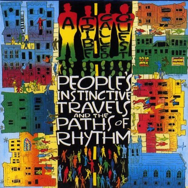 A Tribe Called Quest's Debut Album 'people's Instinctive