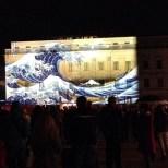 Festival of Lights, Unter den Linden