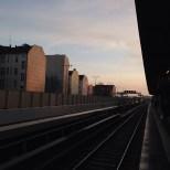 Sunrise over Bundesplatz, Wilmersdorf