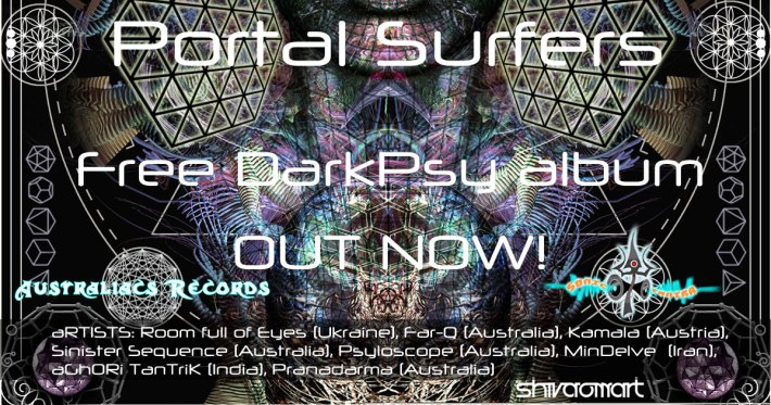 Psytrance pSYCORE free download - Portal Surfers 2017