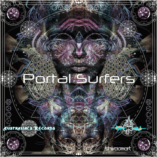 DarkPsy Psytrance free download - Portal Surfers 2017