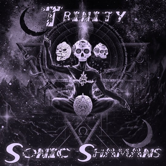 DarkPsy compilation 2019 - Sonic Shamans Trinity
